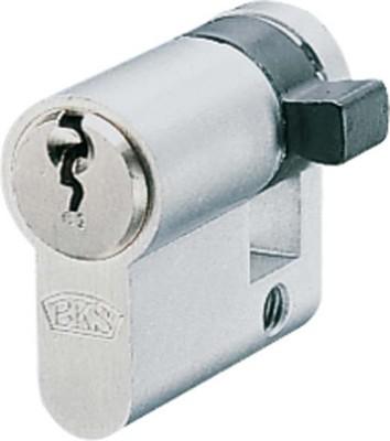 Jung Profil-Halbzylinder mit 3 Schlüsseln 28
