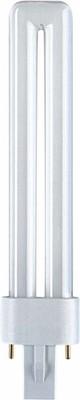 Osram LAMPE Kompaktleuchtstofflampe DULUX S11W/830