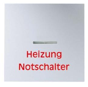 Jung Wippe Aufs.Heizung/Notsch. für Kontrollschalter A 590 H AL