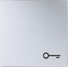 Jung Wippe Symbol TÜR aluminium für Taster A 590 T AL