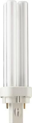 Philips Lighting Kompaktleuchtstofflampe 2pins 13W 4000K PL-C 13W/840/2p