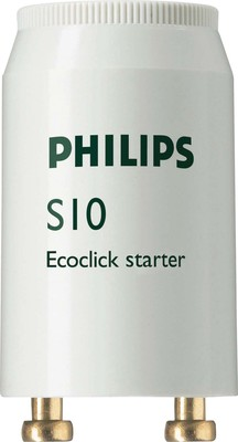 Philips Lighting Starter f.Einzelschaltung 4-65W S 10