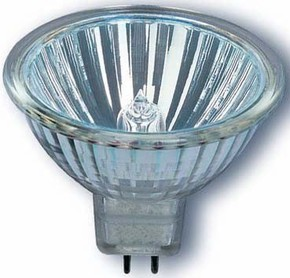 Radium Lampenwerk Halogenlampe GU5,3 RJLS50W12MEGA/WFL/GU