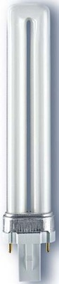Radium Lampenwerk Kompakt-Leuchtstofflampe RX-S 7W/830/G23