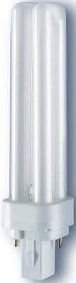 Radium Lampenwerk Kompakt-Leuchtstofflampe RX-D 18W/830/G24D