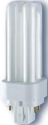 Radium Lampenwerk Leuchtstofflampe RX-D/E 13W/840/G24Q