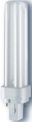 Radium Lampenwerk Kompakt-Leuchtstofflampe RX-D 18W/865/G24D