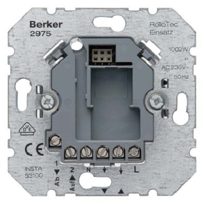 Berker Einsatz RolloTec 2 Schließer 2975