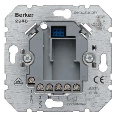 Berker Zeitschaltuhr 2948