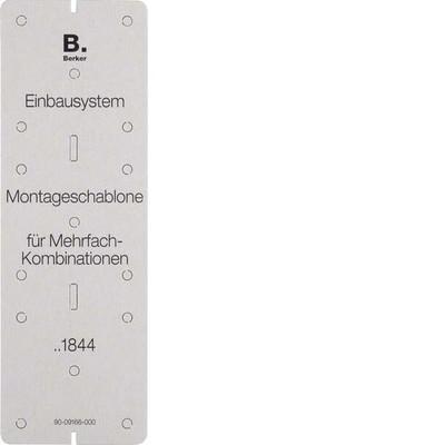 Berker EB-Montageschablone 91844