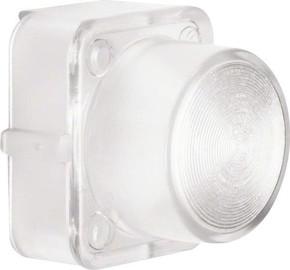 Berker Lichtsignalhaube kl tran. E10, für Drucktaster 1221