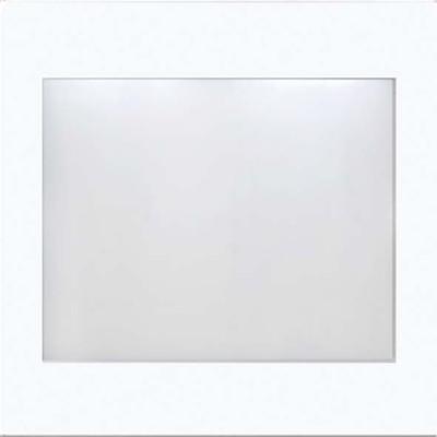 Jung LED-Lichtsignal alpinweiß mit weiß und bl LEDs LS 539 WW LEDWB