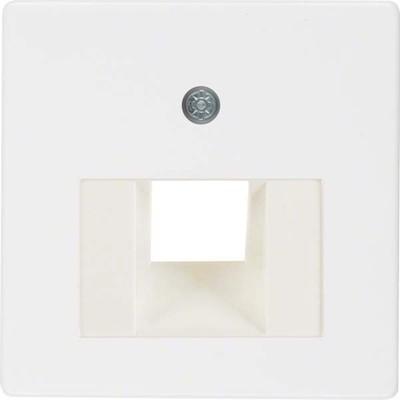 Berker Zentralplatte pws f.UAE-Anschlussdose 146809