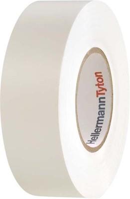 HellermannTyton PVC Isolierband 15-19x20 weiß HTAPE-FLEX15-19x20WH