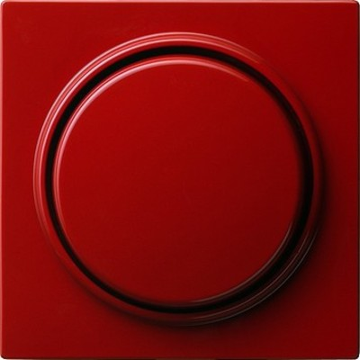 Gira Dimmer-Abdeckung rt S-Color 065043