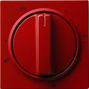 Gira Zentralplatte Zeitsch. rt 120min., S-Color 064243