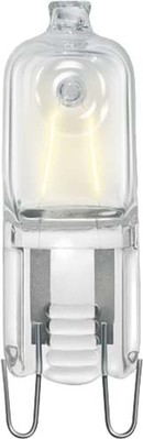 Philips Lighting Halogenlampe 230V G9 EcoHalo Click 42W CL