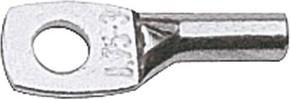 Klauke Rohrkabelschuh o. Sichtloch,6qmm,M6 95R/6o.s.