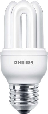 Philips Lighting Energiesparlampe GENIE CDL 8W E27