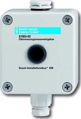 Busch-Jaeger Temp.Meßwertgeber f.Wetterstation 6190/42