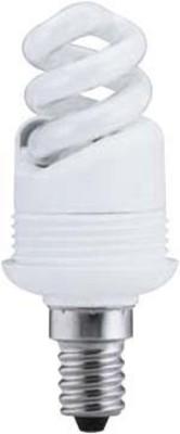 Scharnberger+Hasenbein Energiesparlampe 37x123mm 220-240V E14 7W wws 45923