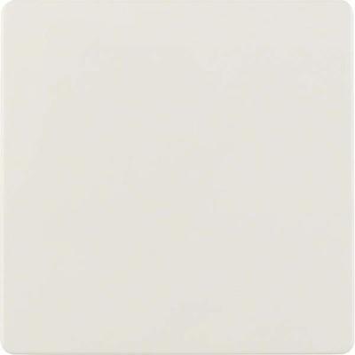 Berker Zentralplatte weiß f.Sensoreinsatz 75940402