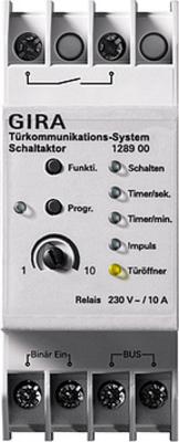 Gira Schaltaktor Türkommunik. REG 128900