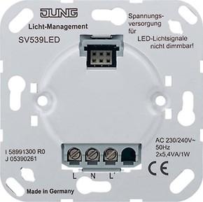 Jung Spannungsversorgung AC230/240V 50Hz SV 539 LED