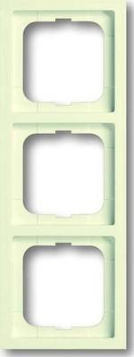 Busch-Jaeger Rahmen 3-fach elf/ws, fut.linear 1723-182K