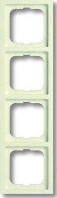 Busch-Jaeger Rahmen 4-fach elf/ws, fut.linear 1724-182K