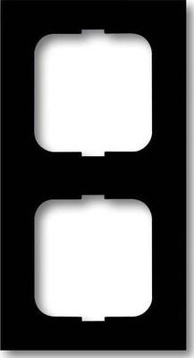 Busch-Jaeger Rahmen 2-fach anthr, future linear 1722-181K