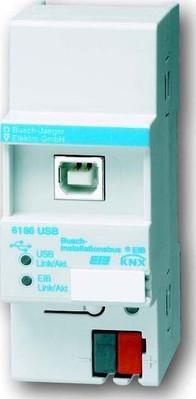 Busch-Jaeger Schnittstelle USB - REG 6186 USB