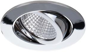 Brumberg Leuchten LED-Deckenspot chr 7W 2700K 710lm 350mA 12261023