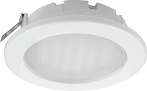 Megaman LED-Einbauleuchte max.9W-GX53 MT 76300