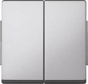 Merten Wippe aluminium für Serienschalter 343560