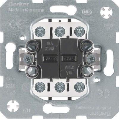 Berker Wipp-Taster 10A 250V 503808
