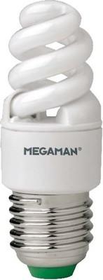 Megaman Kompaktleuchtstofflampe E27 8W 827 MM 29112