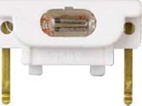 Elso Leuchtmarkierung 250V normal 123100