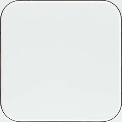 Elso Bedienfläche rw für Dimmer 207044