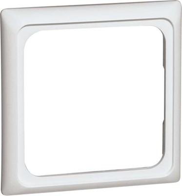 Peha Rahmen 1-fach reinweiß waage/senkrecht D 80.571.02