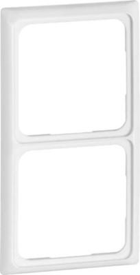 Peha Rahmen 2-fach weiß waage/senkrecht D 80.572.03