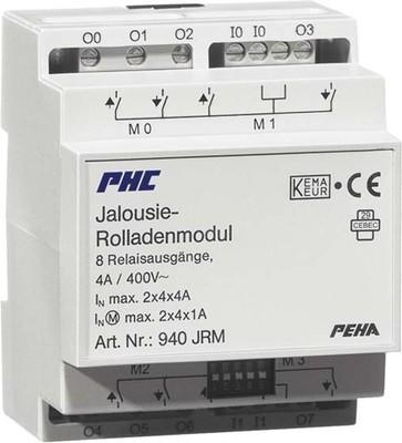 Peha Rollladen/Jalousiemodul Relaisausgänge 4A D 940 JRM