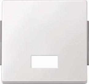 Merten Wippe Symbol Fenster polarweiß rechteckig 343819