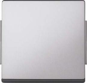 Merten Wippe aluminium Wech/Kreuz/Tast/Ein. 343160