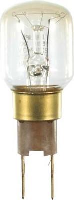 Scharnberger+Hasenbein Röhrenlampe 22x65mm 240V25W f.Mikrowelle 29982