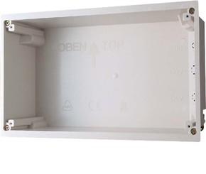 Jung UP-Einbaugehäuse für Flat Panel EBG 24