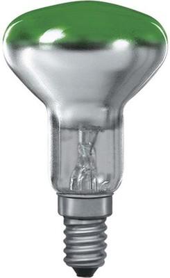 Scharnberger+Hasenbein Reflektorlampe 50x85mm R50 E14 230V 25W gn 41604