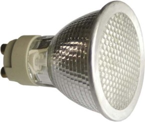 Halogen-Metalldampflampen mit Reflektor