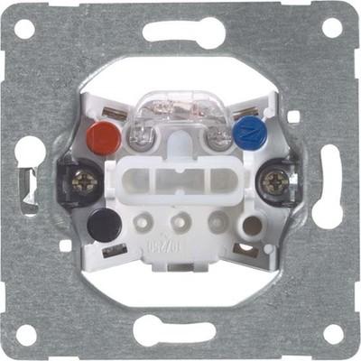 Peha Taster Kontrolllicht 10A 250V 1-pol.S D 550 GLK