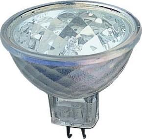 Scharnberger+Hasenbein Halogenlampe 35x35mm GU4 12V 7W 57216